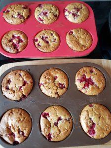 Muffinki domowym sposobem