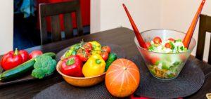warzywa w żywieniu