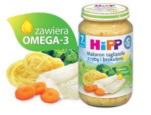 Hipp z omega 3
