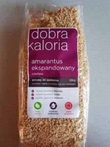 amarantus dobra kaloria