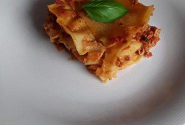 Przepis na lasagne ( bezmleczną) i jak ktoś chce to bezglutenową