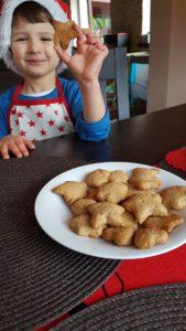 świąteczne ciasteczke bezglutenowe