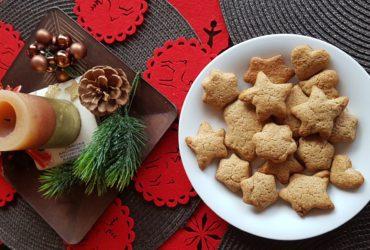 Przepis na cynamonowe ciasteczka (ciasteczka przedświąteczne)