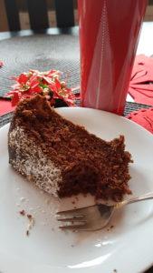 ciasto kakaowe z jabłkami, ciasto cynamonowe