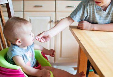 Czy dajesz jeść swojemu dziecku? No zastanów się … a może sama nie jesz..?