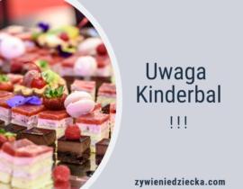Szaleństwo Kinderbali i nerwica matki, czyli urodziny w bawialni
