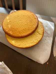 tort bezglutenowy i bezmleczny